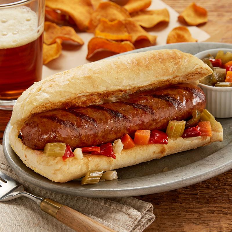 The Original Nottoli & Son Italian Sausage Sandwich Kit