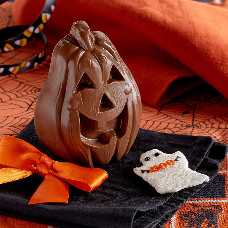 Long Grove Milk Chocolate Jack-o-Lantern