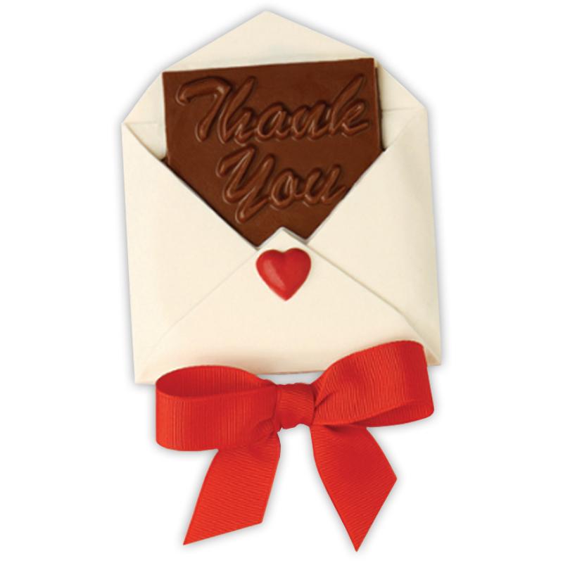 Long Grove Thank You Chocolate Add-on