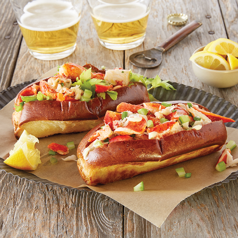 Shaw's Crab House Lobster Roll Kit