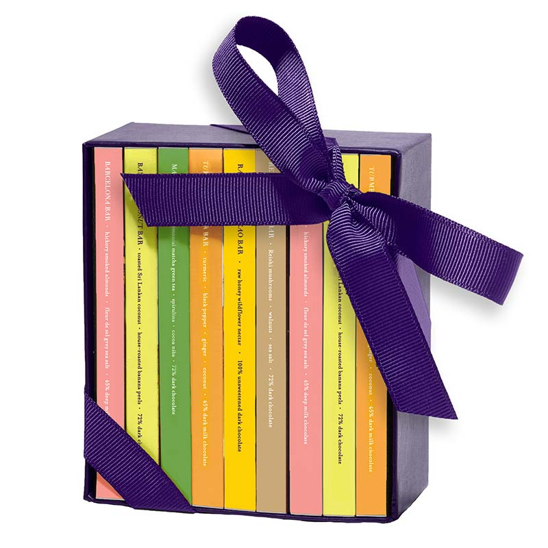 Vosges Mini Exotic Chocolate Bar Library Add-on