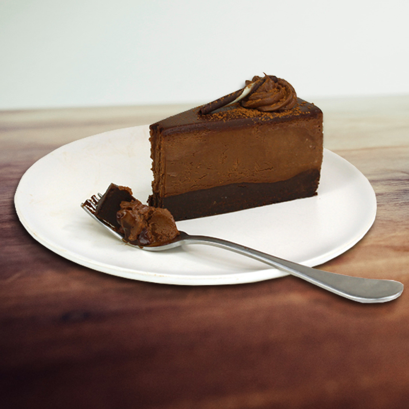 Perfect Desserts Death by Chocolate Flourless Cake