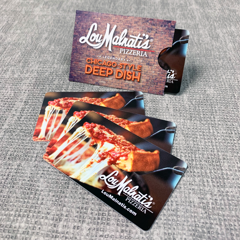 Lou Malnati's Traditional Gift Cards
