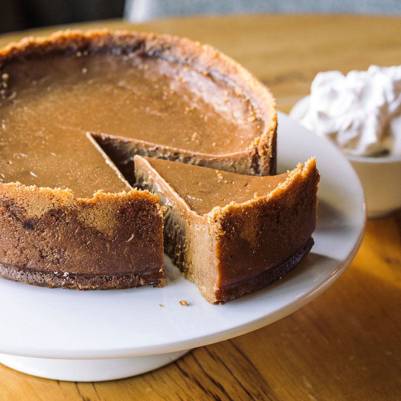Beatrix Oh My! Caramel Pie