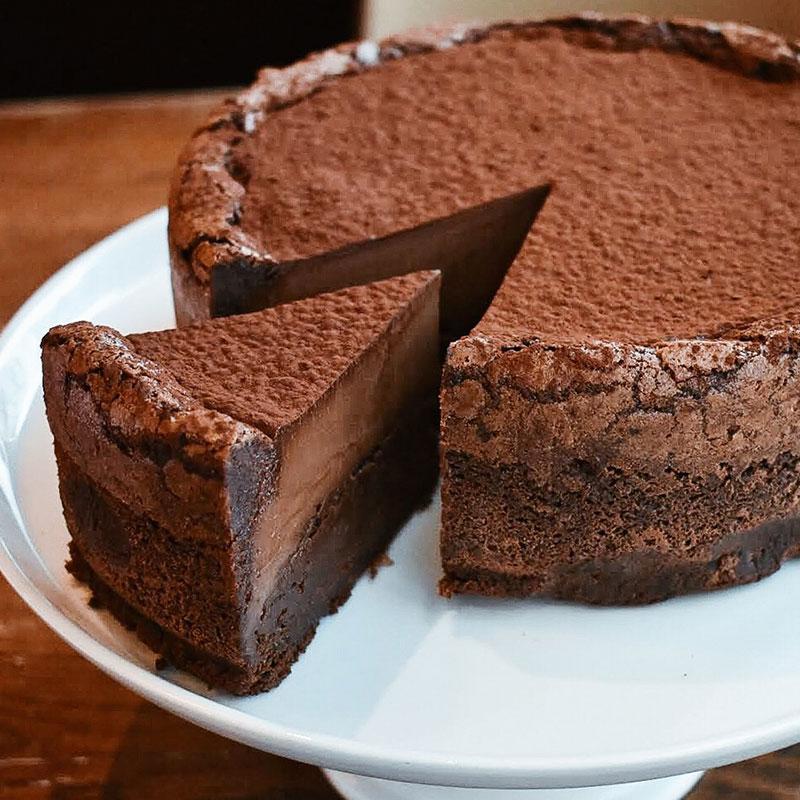 Beatrix Tall, Dark & Handsome Chocolate Cake