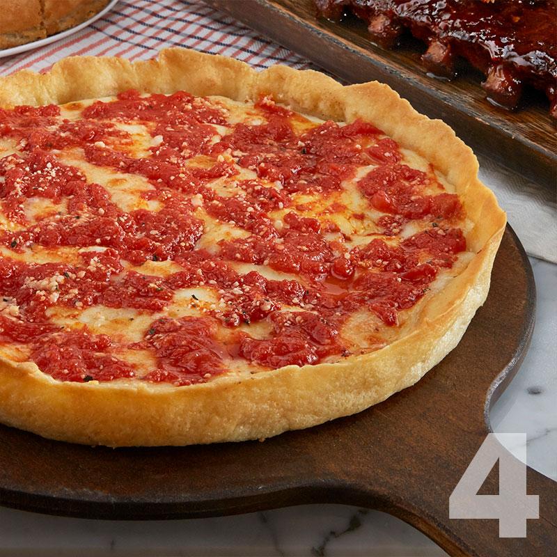4 Lou Malnati's Gluten Free Deep Dish Pizzas