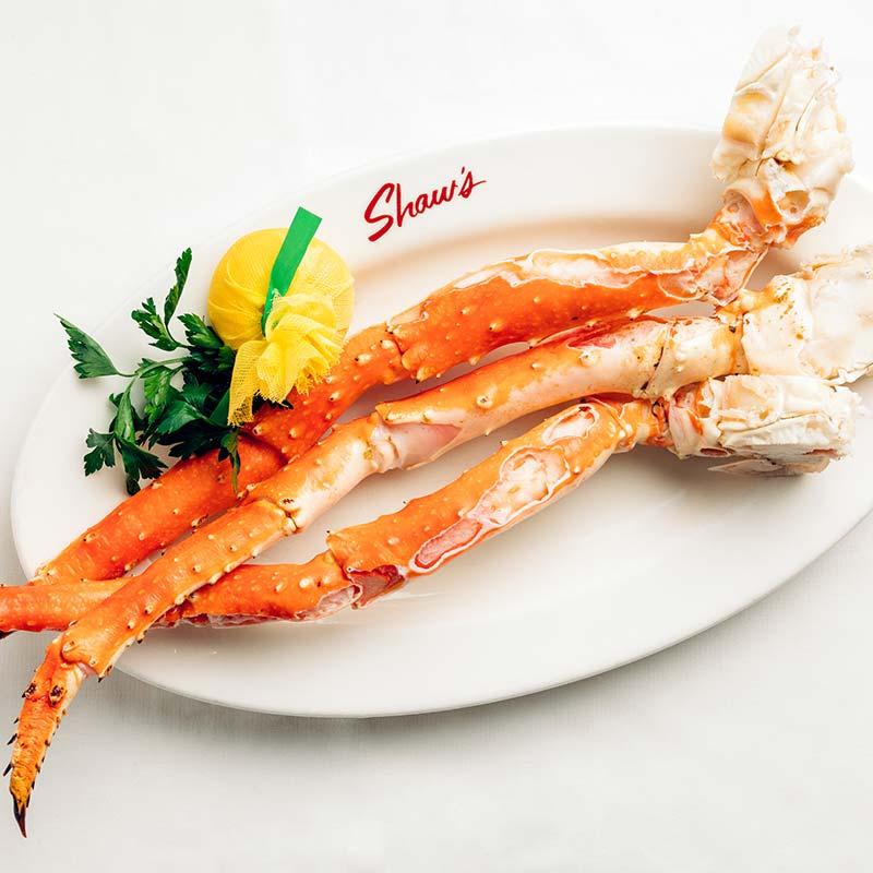 Shaw's Crab House Alaskan Red King Crab Legs Kit