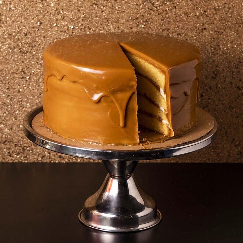 Brown Sugar Bakery Carmel Cake