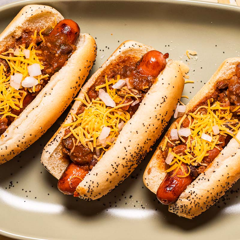 Vienna Beef & Wildfire Chili Dog Kit