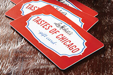 Tastes of Chicago Gift Cards