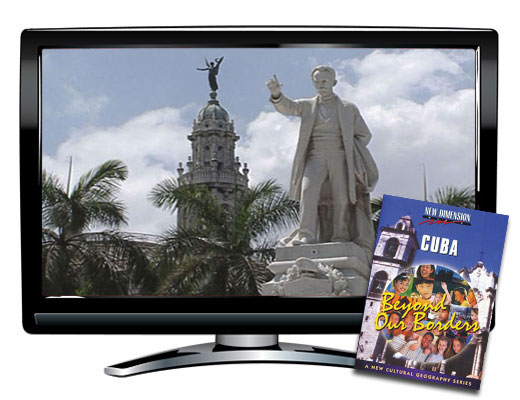 Cuba Beyond Borders DVD and Study Guide