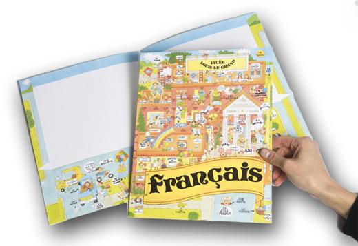 Français Folder