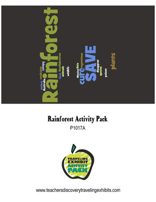 Rainforest Activity Packet Download