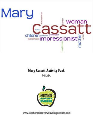 Mary Cassatt Activity Packet Download