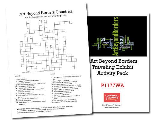 Art Beyond Borders Activity Packet Download