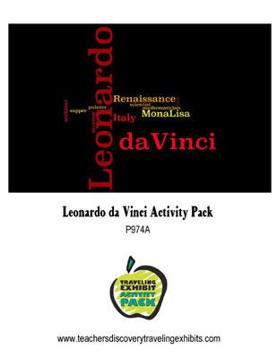 Leonardo da Vinci Activity Packet Download