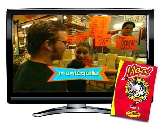 Moo!™ Food Spanish Video Download