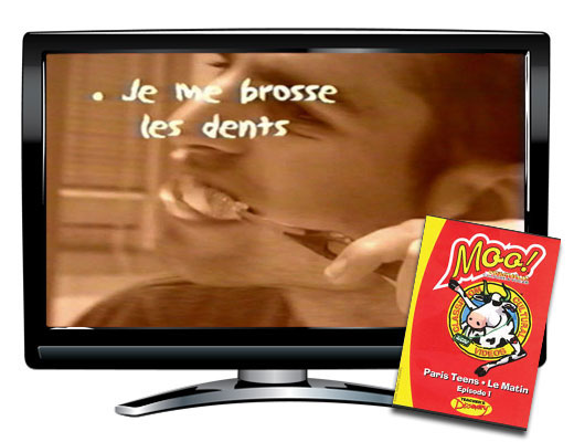 Moo!™ Paris Teens Episode 1: Le matin Video