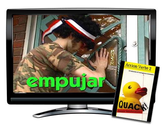 Quack!™ Action Verbs 2 Spanish Video