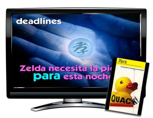 Quack!™ Para Spanish Video