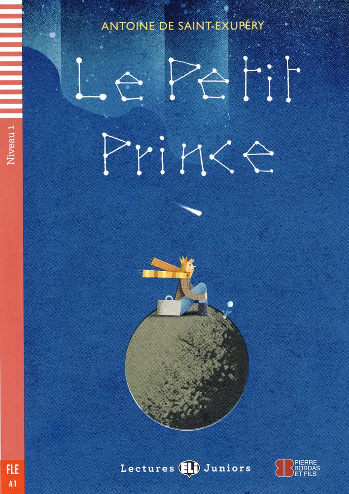 Le Petit Prince French Level 1 Reader