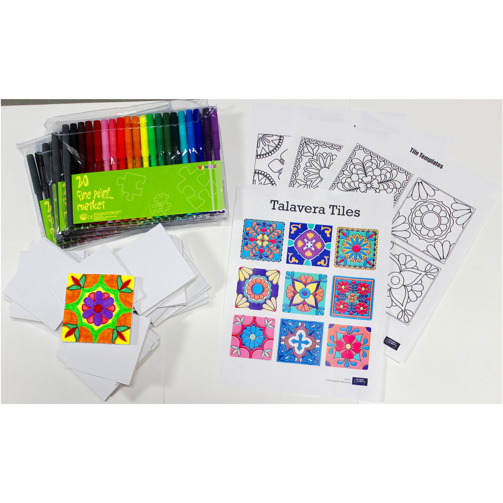 Tile Awhile Kit