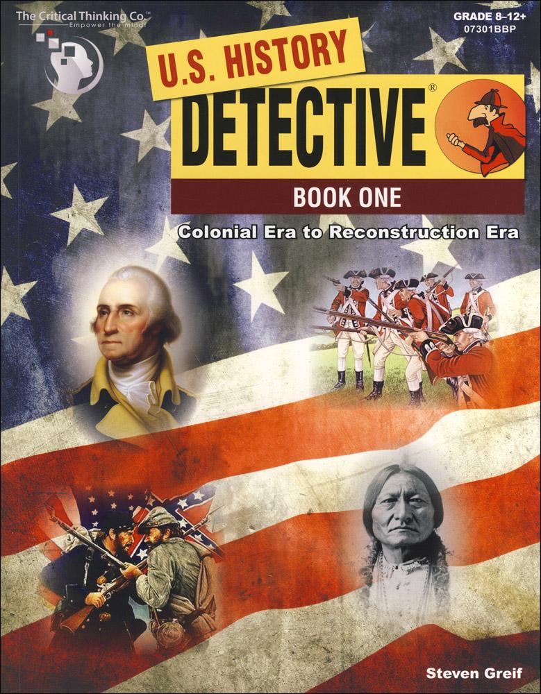 U.S. History Detective Lesson Book