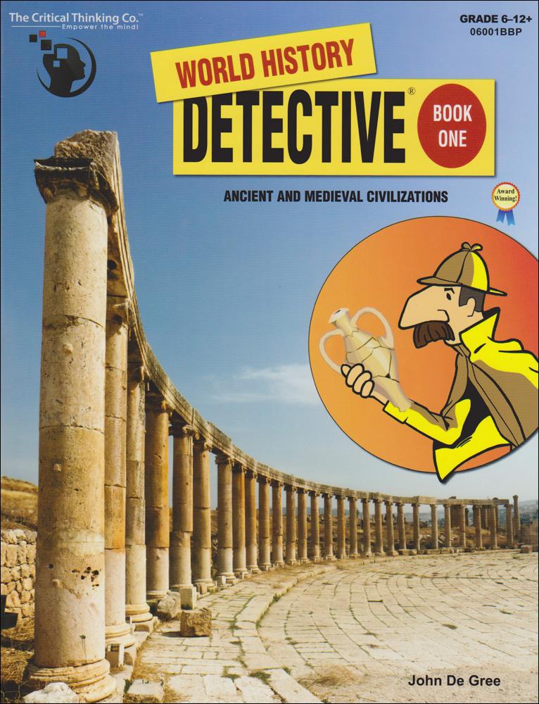 World History Detective Lesson Book