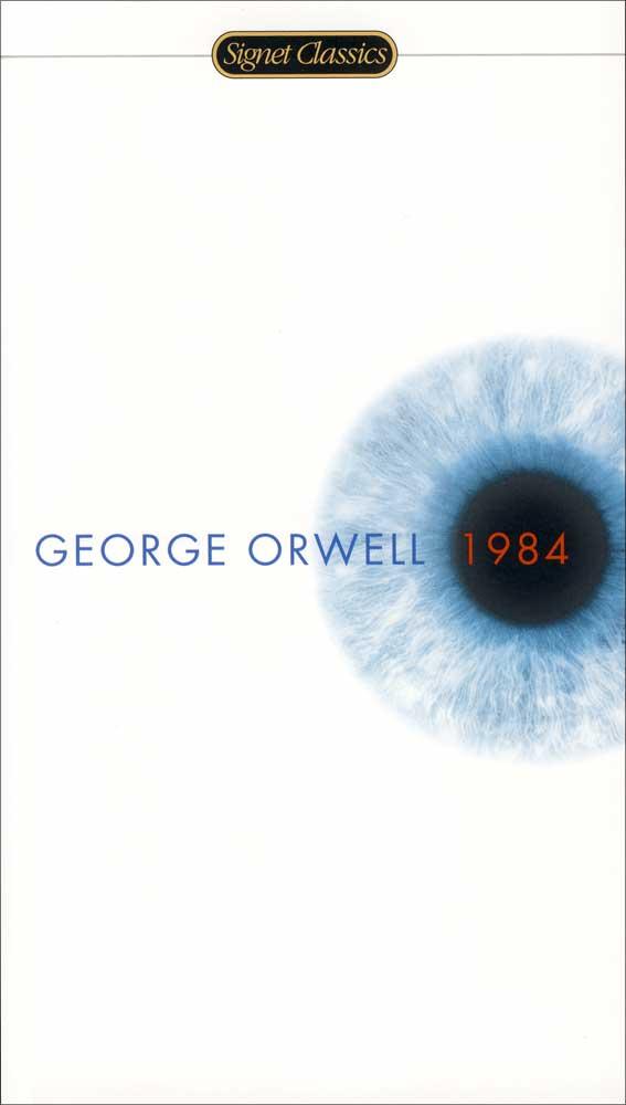 1984 Paperback Book (950L)