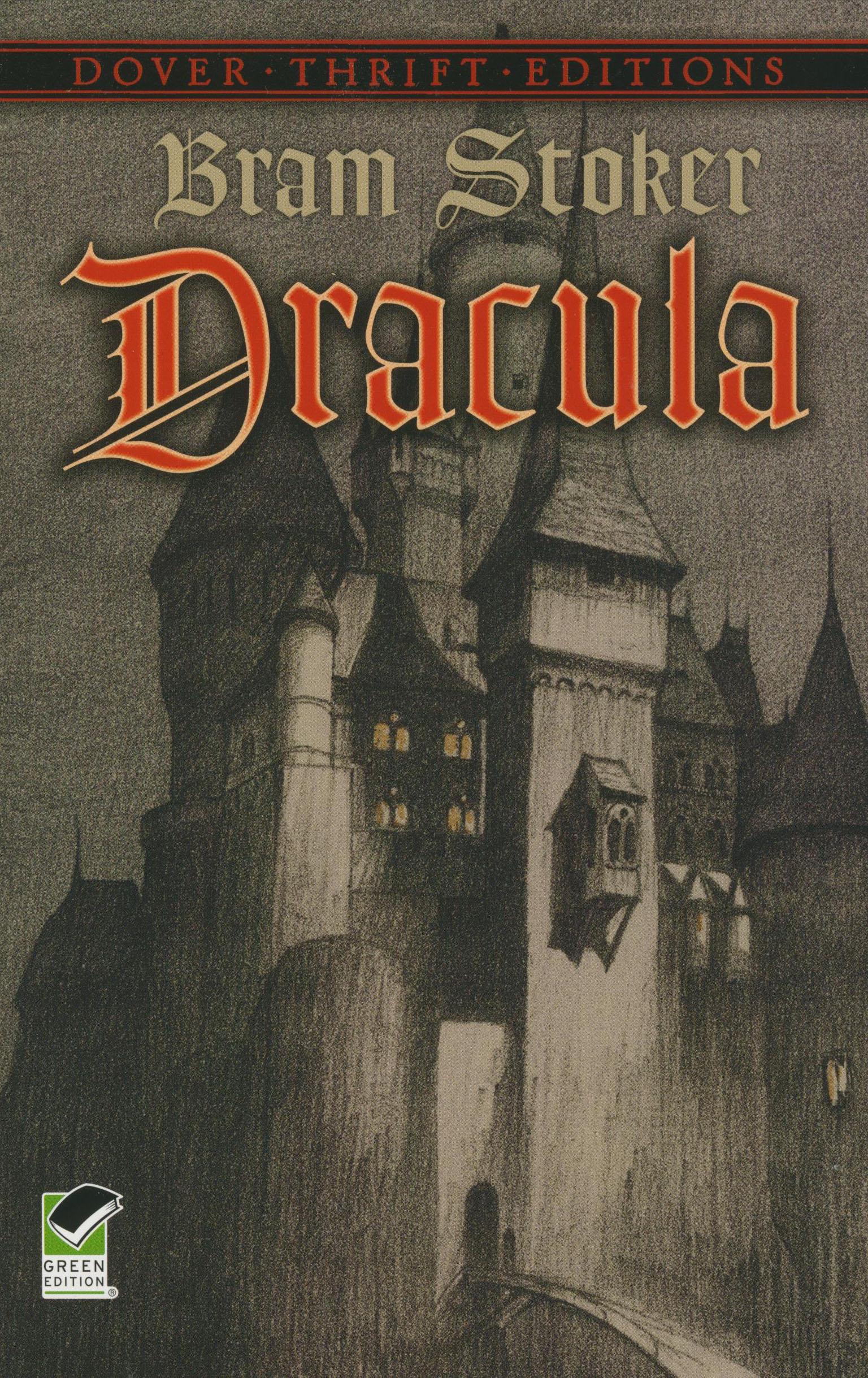 Dracula Paperback Book (1060L)