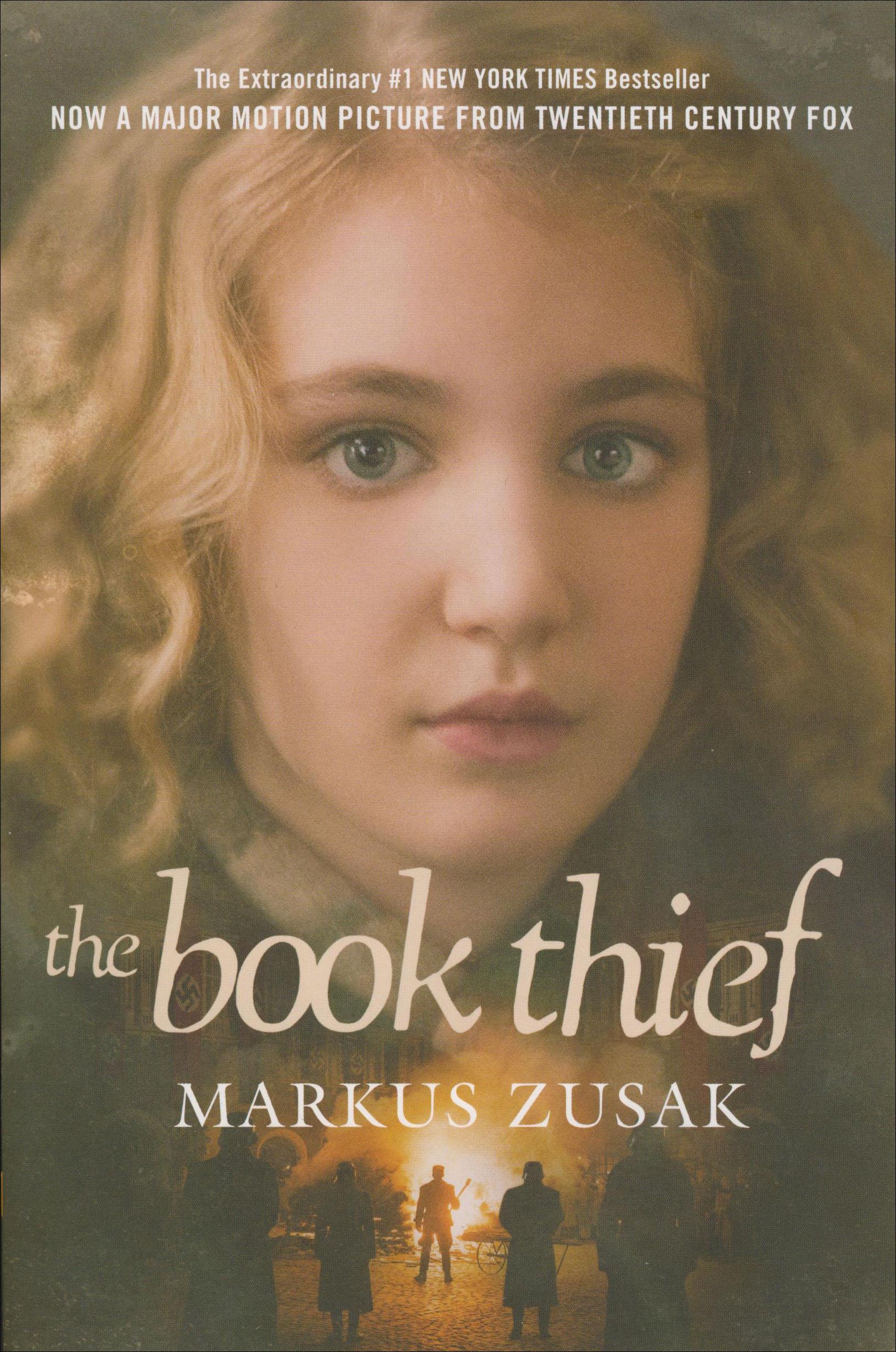 The Book Thief Paperback Book (730L)