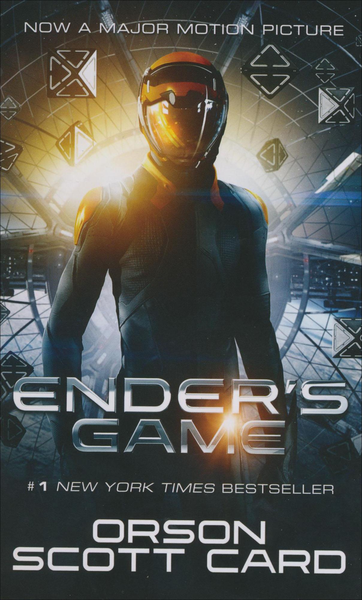 Enders Game Paperback Book (780L)
