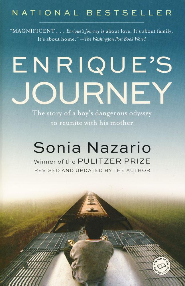 Enrique's Journey Paperback Novel (770L)