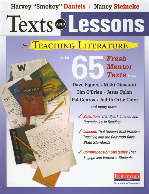 Texts and Lessons Teaching Activity Book