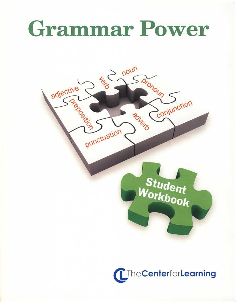 Grammar Power Student Workbook