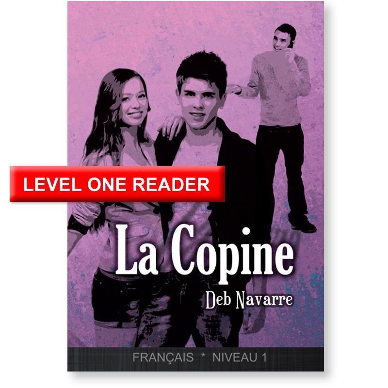 La Copine French Level 1 Reader