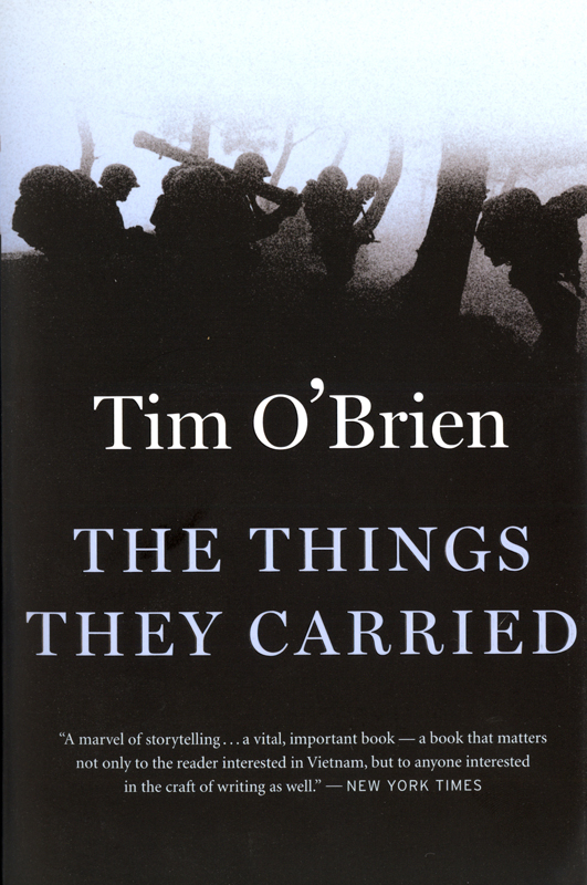 The Things They Carried Paperback Book (880L)