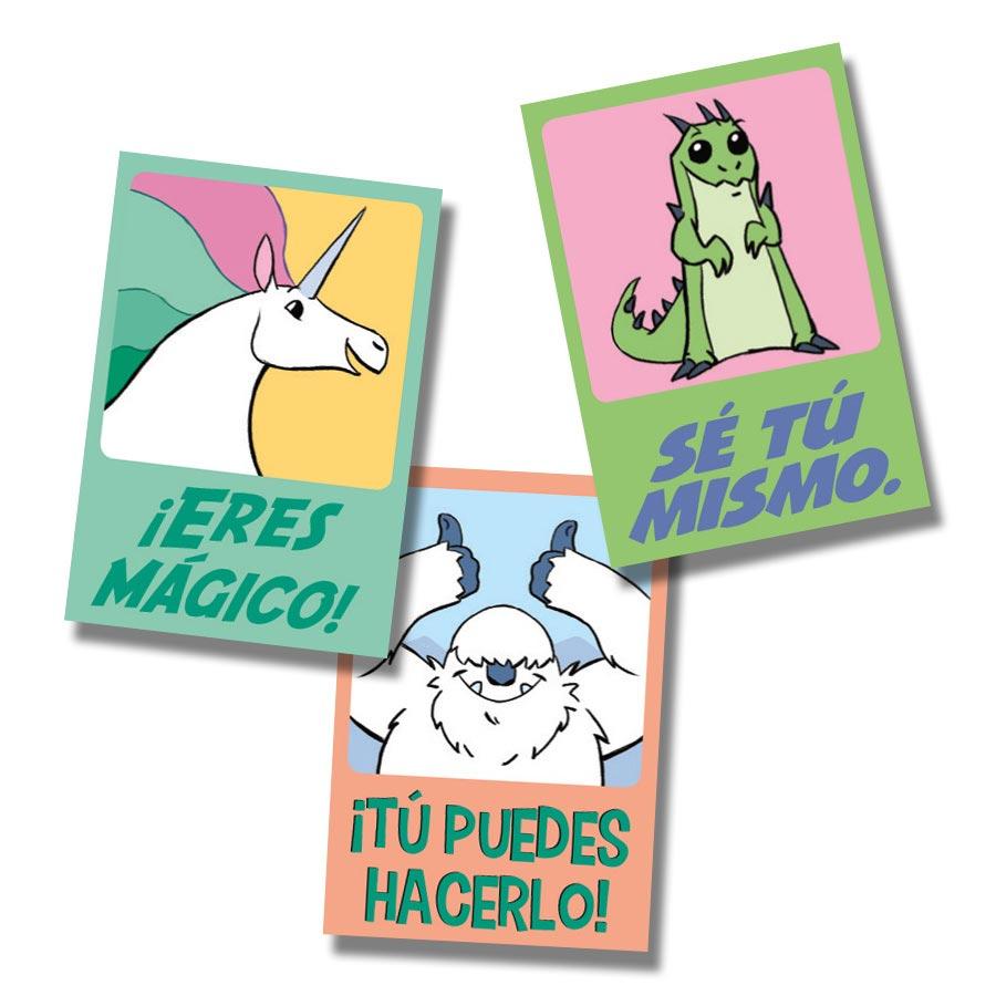 Believe Spanish Stickers