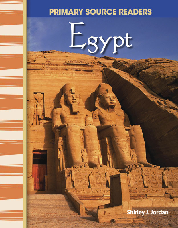 Egypt Primary Source Reader - Egypt Primary Source Reader - Print Book