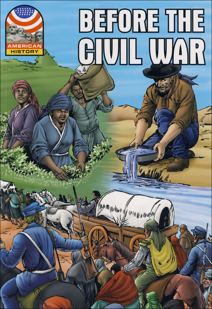 Before the Civil War Graphic Novel