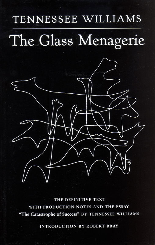 The Glass Menagerie Paperback Book (NP)