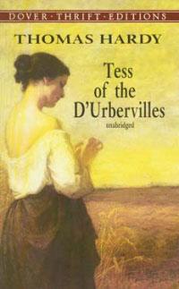 Tess of the D'Urbervilles Paperback Book (1160L)