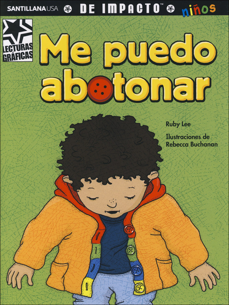 Me puedo abotonar Spanish Graphic Reader