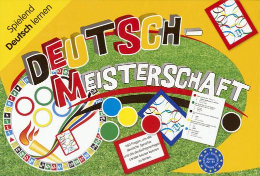 Deutsch Meisterschaft Game