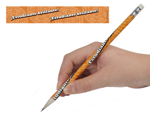 Brilliant Student Spanish Enhanced® Pencils