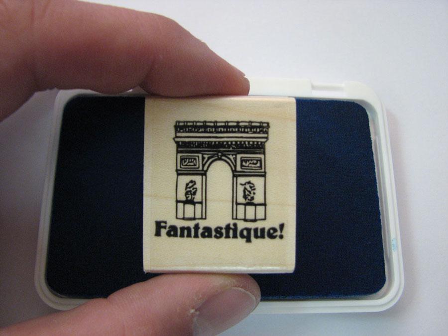 Fantastique French Stamper