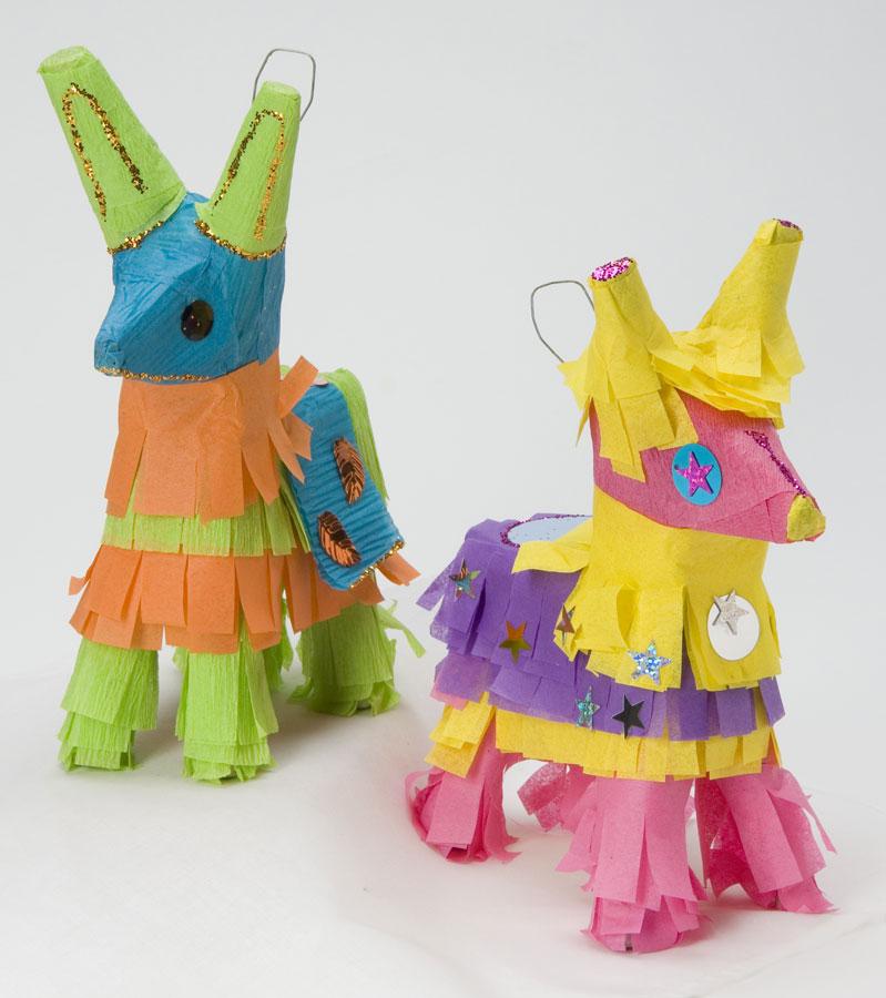 Mini-Burro Piñata Kit