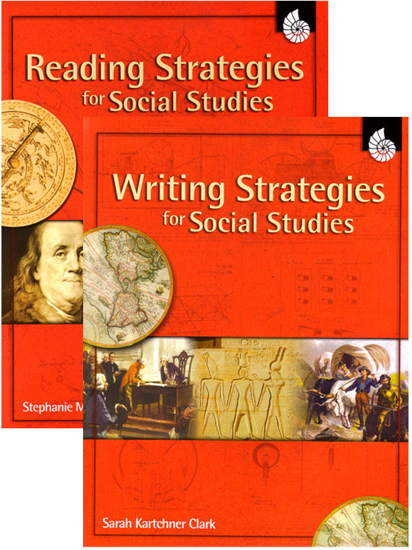 Reading & Writing Strategies For Social Studies 2-book Set