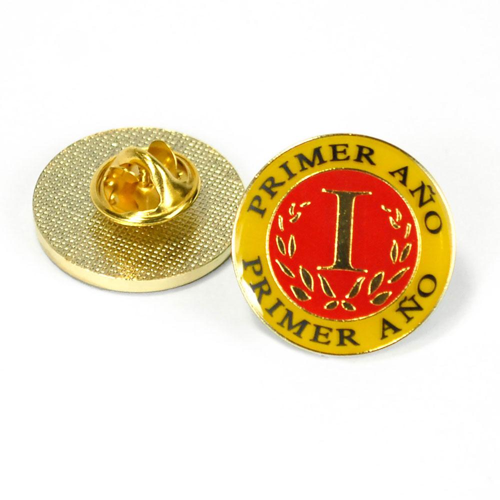 Spanish First-Year Enhanced® Pin