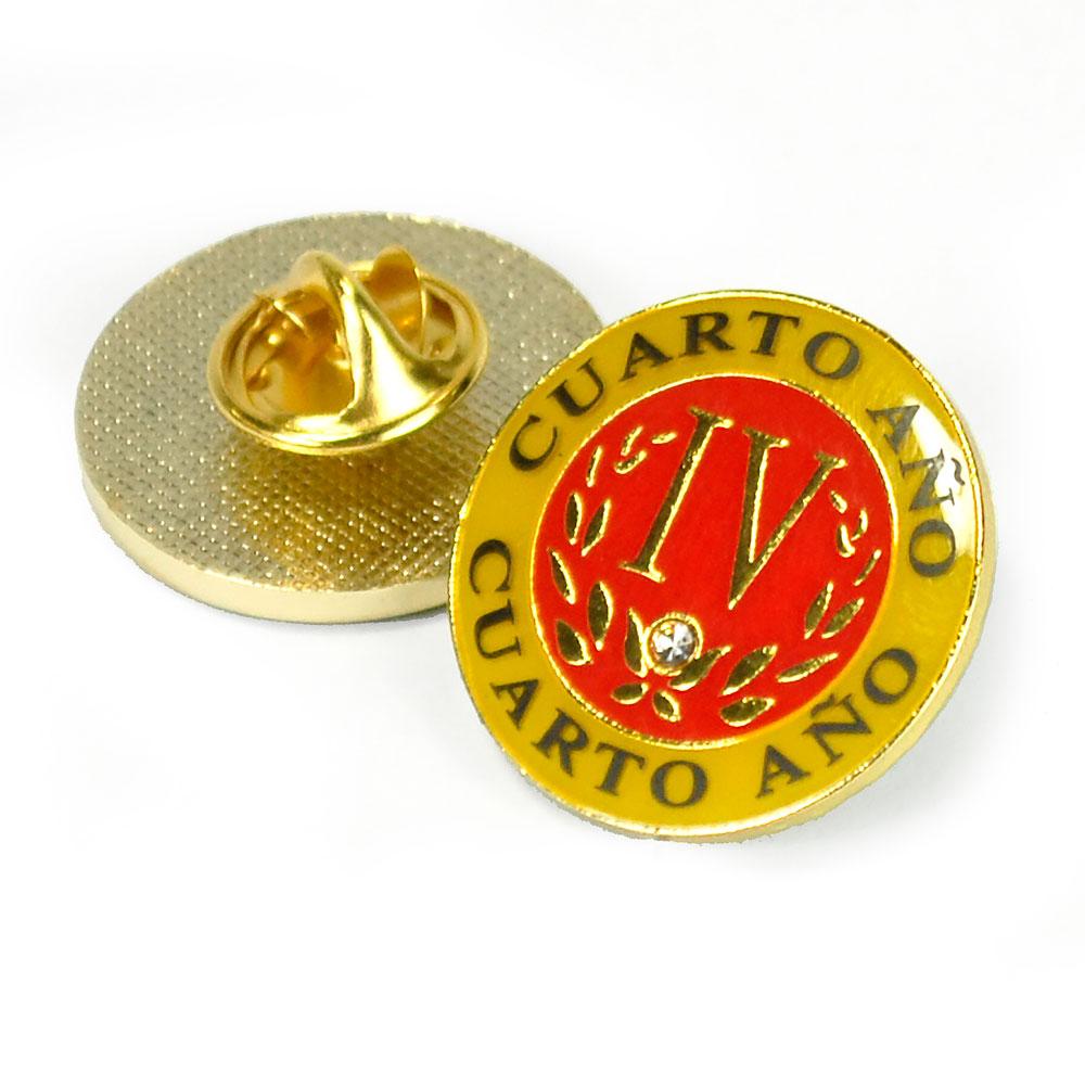 Spanish Fourth-Year Enhanced® Pin